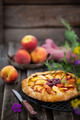 Peach galette - PhotoDune Item for Sale