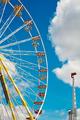 Ferris wheel, childhood memories. - PhotoDune Item for Sale