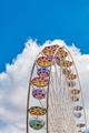 Ferris wheel. - PhotoDune Item for Sale