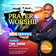 Church Flyer Template 7 - GraphicRiver Item for Sale