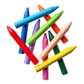 Bright multicolor crayons - PhotoDune Item for Sale