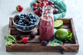 Smoothie with Berries - PhotoDune Item for Sale