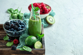 Green Smoothie, Healthy Detox Drink - PhotoDune Item for Sale
