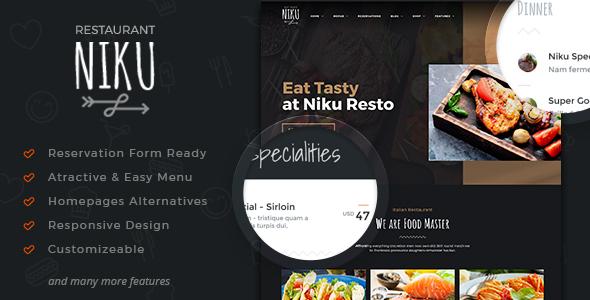Review: Niku - Restaurant & Food Menus WooCommerce Theme free download Review: Niku - Restaurant & Food Menus WooCommerce Theme nulled Review: Niku - Restaurant & Food Menus WooCommerce Theme
