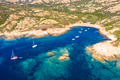 Aerial view of Corsican rocky coast - PhotoDune Item for Sale