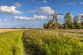 Typical dutch landscape windmill - PhotoDune Item for Sale