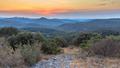 Sunrise over Cevennes national park - PhotoDune Item for Sale
