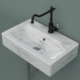 Marble sink with mixer faucet and pipes - 3DOcean Item for Sale