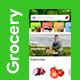Grocery App| Ordering, Seller & Delivery App UI Kit | GroShop - GraphicRiver Item for Sale