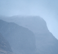 Mountain in a misty day - PhotoDune Item for Sale