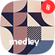 Medley - Geometric Tracery Seamless Pattern Set - GraphicRiver Item for Sale