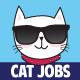 Cartoon Cat Jobs - GraphicRiver Item for Sale