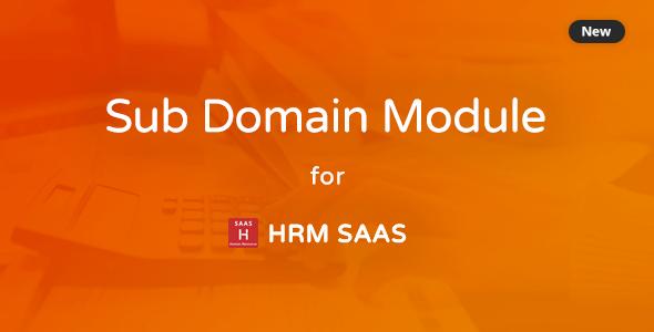 Subdomain Module for HRM SAAS