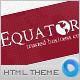 Equator - Minimalist Business Template 5 - ThemeForest Item for Sale