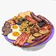 Irish Breakfast Food - 3DOcean Item for Sale