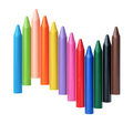 Group of bright multicolor crayons - PhotoDune Item for Sale