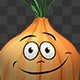 Onion Character Mascot (7-Pack) - VideoHive Item for Sale