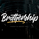 Brothership - Freestyle Brush Font - GraphicRiver Item for Sale