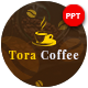 Tora Coffe Presentation Template - GraphicRiver Item for Sale