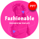 Fashionable Presentation Template - GraphicRiver Item for Sale