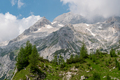Hiking in the mountains of the Julian Alps - PhotoDune Item for Sale