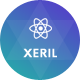 Xeril - React One Page Template - ThemeForest Item for Sale