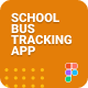 Panthó   School Bus Tracking Figma Template - ThemeForest Item for Sale