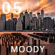 5 Moody Landscape Lightroom Presets + Mobile - GraphicRiver Item for Sale