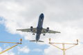 passenger jet landing - PhotoDune Item for Sale