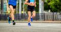 legs men and women runners run - PhotoDune Item for Sale