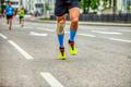 legs runner man in compression socks - PhotoDune Item for Sale