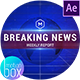 Breaking News Pack - VideoHive Item for Sale