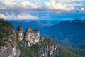 Three Sisters in the Blue Mountains - PhotoDune Item for Sale