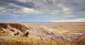 Badlands overlook. - PhotoDune Item for Sale
