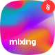 Mixing - Vibrant Gradient Vector Backgrounds - GraphicRiver Item for Sale