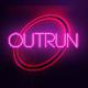Darkwave Logo Outrun