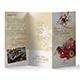 Flower Shop Trifold Brochure - GraphicRiver Item for Sale