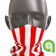Neck Gaiter Mockup - GraphicRiver Item for Sale