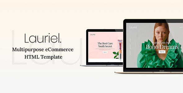 Review: Lauriel - Multipurpose eCommerce HTML Template free download Review: Lauriel - Multipurpose eCommerce HTML Template nulled Review: Lauriel - Multipurpose eCommerce HTML Template
