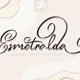 Esmetralda - Handwritten Font - GraphicRiver Item for Sale