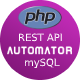 Automatic PHP REST API Generator + Postman Docs from MySQL Database With JWT Token Authentication - CodeCanyon Item for Sale