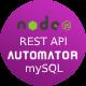 [MacOs Verison] NodeJS REST API Generator from MySQL + Postman API + JWT Auth - CodeCanyon Item for Sale