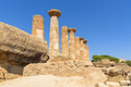 Temple of Hercules in the Valley of the Temples in Agrigento - PhotoDune Item for Sale