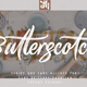 Butterscotch - Handwritten Font - GraphicRiver Item for Sale