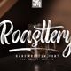 Roasttery - Handwritten Font - GraphicRiver Item for Sale
