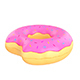 Swimming Ring Donut - 3DOcean Item for Sale