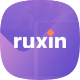 Ruxin - App Landing Page PSD Template - ThemeForest Item for Sale