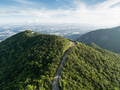 Aerial view of landscape in Shenzhen city,China - PhotoDune Item for Sale