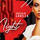 Seduction Night Flyer Template - GraphicRiver Item for Sale