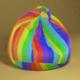 Bean bag rainbow - 3DOcean Item for Sale